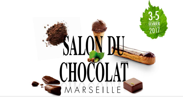 Ce week end a marseille salon du chocolat au parc chanot ecole h teli re de provence - Salon du chocolat a marseille ...