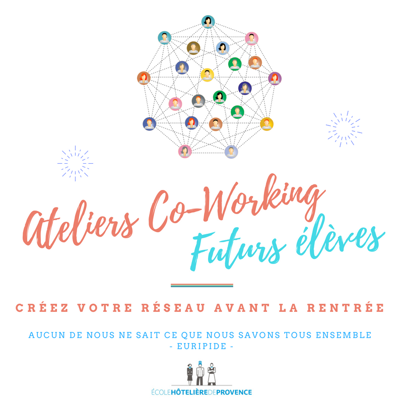 Ateliers Co-Working EHP